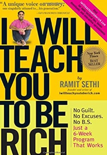 "Ramit Sethi ""I Will Teach You to Be Rich"""