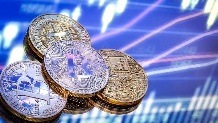 investuoti į kriptovaliutas yra per daug rizikinga